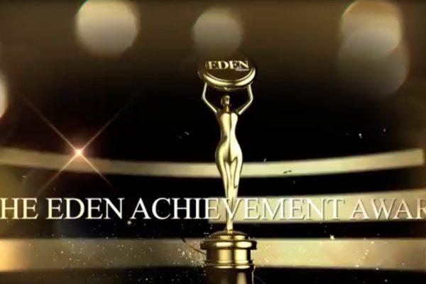 Christoph Ulrich Mayer mit dem Eden Award ausgezeichnet